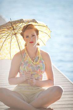 A Vintage Honeymoon Fashion Inspiration Shoot From Tara Whittaker