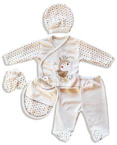 5dielna plyšová súprava pre bábätká - VČIELKA  http://www.milinko-oblecenie.sk/set-pre-novorodencov-2/