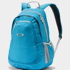 My oakley backpack.