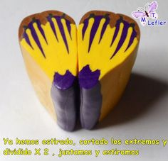 FIMO Crafts MT: TUTORIAL CANE    5 different tutorials on this link. Polymer Clay Canes, Polymer Clay Flowers, Fimo Clay, Polymer Clay Projects, Polymer Clay Creations, Polymer Clay Earrings, Clay Crafts, Clay Design, E Design