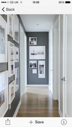Hallway colour