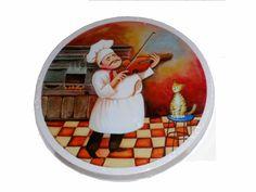 Fat French Chef Stove Range Burner Covers $19.95