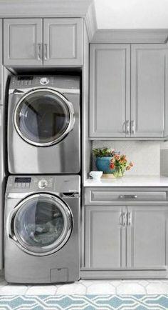 71 Favorite Laundry Room Storage Decor Ideas - artmyideas