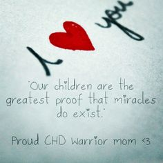 I gave birth to a miracle<3 Love You My baby! #CHDawareness #HLHS #heartmom
