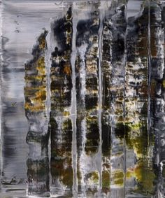 Gerhard Richter » Art » Paintings » Abstracts » Abstract Painting » 777-4