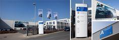 Gerryland Advertising entwirft das neue Wegleitsystem des Weltmarktführers für Auswuchtgewichte Wegmann automotive. Bei der Konzeption stand die Optimierung der Außendarstellung und die Umsetzung eines schlüssigen Wegleitsystems im Vordergrund.     Beratung & Konzeption: Joachim Jauker | Art Direktion: Florian Nierhaus