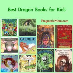 Top 10: Best Dragon Children's Books (ages 2-16) :: PragmaticMom