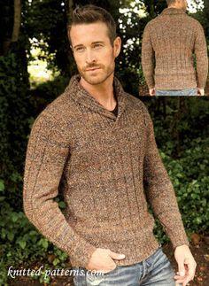 Hướng dẫn đan áo cho nam #1 | RiO's Corner