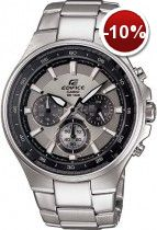Men's Wrist Watches - Casio Edifice Mens Chronograph Stainless Steel Grey Dial Watch >>> Check out the image by visiting the link. Rolex Watches, Watches For Men, Wrist Watches, Casio Edifice, Casio Watch, Stainless Steel Case, Quartz Watch, Chronograph, Omega Watch
