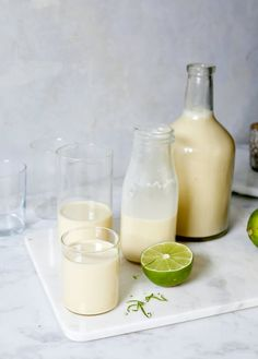 Recipe: Puerto Rican Coconut Rum Punch (Coquito) — The Global Punch Bowl Cocktails, Cocktail Drinks, Party Drinks, Cocktail Recipes, Rumchata Recipes, Coquito Recipe No Eggs, Rum Recipes, Recipies, Coconut Rum Punches