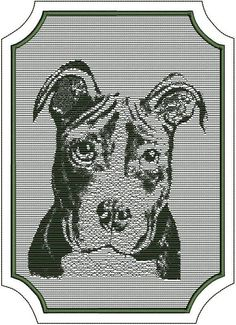 Pit Bull LS Farm Pet Animal Dog Puppy Large Dog by Dave7867, $3.00