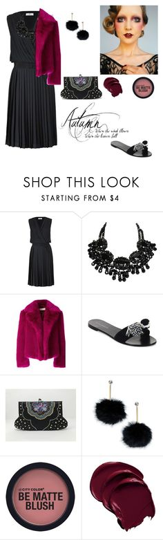 """""""Autumn"""" by babis117 ❤ liked on Polyvore featuring DAY Birger et Mikkelsen, Dries Van Noten, Sophia Webster and Kate Spade"""