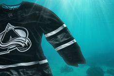 db45bffdc NHL and Adidas Create Upcycled Parley Ocean Plastic Jerseys Nhl Players