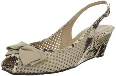 Sesto Meucci Women's Farah Wedge Sandal *** Check this awesome image  - Wedge sandals