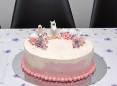 Party Things, Moomin, Cute Cakes, Celebrations, Birthdays, Birthday Cake, House Design, Drink, Baking