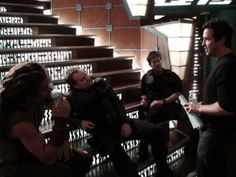 The lovely men of Stargate Atlantis #SGA