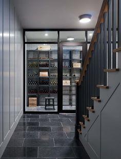 Belgian Bluestone flooring | dan scotti design