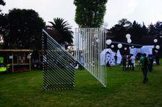 El Festival Nrmal se realizo en Deportivo Lomas Altas, Ciudad de México, Distrito Federal.