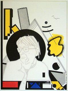 Questies, Wim T. Schippers, 1978 | Museum Boijmans Van Beuningen