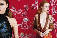The Collections (Harper's Bazaar UK) February 2015 Erik Madigan Heck