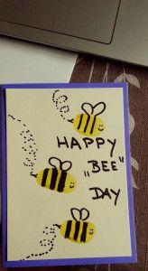 WhineMommas   Fingerprint Birthday Card's