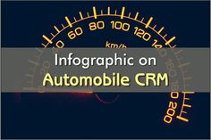 Infographic on the '11 Key Features & Functionalities of Automobile CRM', click here to view: #Automobile #CRM #Blog