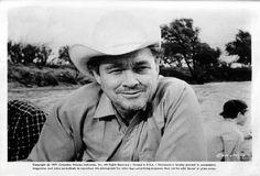 Oklahoma Native Ben Johnson. I grew up watching him in Westerns.