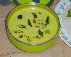 Cuisine of Karachi: Gujarati Kadhi ગુજરાતી કઢી گجراتی کڑھی
