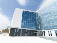 PORCELANOSA Group Projects: Vila-real Courthouse, Castellon (Spain)