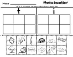 Jolly Phonics Sound Order Including Indicators Of