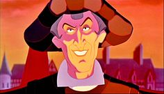 Frollo - The Hunchback Of Notre Dame