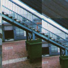 Stairway crossing