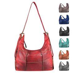 2a1f7d911f6d2 ICYMI   Werbung  DAMEN XXL Tasche SHOPPER Vintage Tote Hobo Bag  Umhängetasche Schultertasche A4