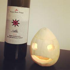 Brunello. Bun Wines, Bottle, Flask, Jars