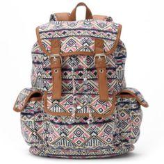 Mudd Anna Aztec Backpack