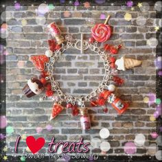 I heart treats~ By Sweet Treats Jewelry