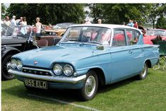 British Classic Cars ..... Ford Classic Deluxe 1962
