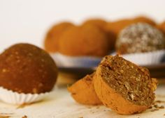Guilt Free and Easy to Make Nut-Free Chocolate Flavor Bombs