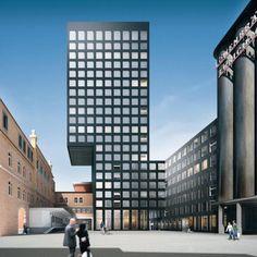 Modern Architecture Zurich swiss museum of transportgigon/guyer | gigon guyer | pinterest