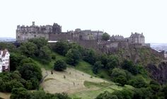 Edinbourough Castle, Scotland