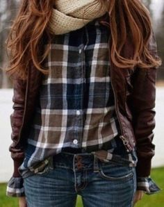Fall outfits to copy now.