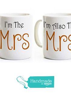 Lesbian Wedding Gift Engagement Present Gay by KrisGetsCrafty ...