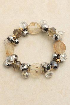 Champagne Aubrey Bracelet | Emma Stine Jewelry Bracelets