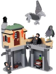 Perfect LEGO Harry Potter 4753: Sirius Blacku0027s Escape