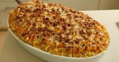 Συνταγή: Κοφτό μακαρονάκι με κιμά και γιαούρτι (Μπαρμπαρίγου) « Συνταγές με κέφι