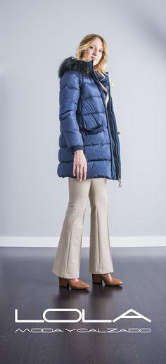 Quieres que llegue el frio, quieres lucir tu abrigo TWIN SET.  Pincha este enlace para comprar tu abrigo TWIN SET en nuestra tienda on line:  http://lolamodaycalzado.es/otono-invierno-2016/867-abrigo-acolchado-de-twin-set.html