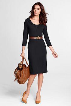 The #LBD for the office Little black dress