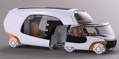 Motorhome... And the future! #futurecarandvehicle