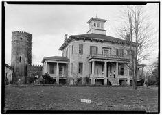 Abandoned Alabama Antebellum Homes | Creek and Courtland, Alabama, United States. Once famed in Alabama ...