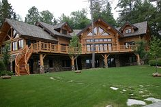 Log+Cabin+in+the+Woods | Little ole log cabin in the woods. | Flickr - Photo Sharing!